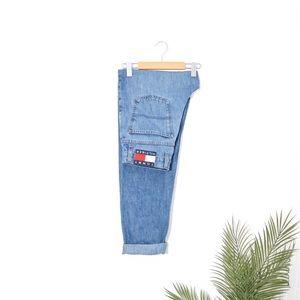 Vintage Tommy Hilfiger High-Rise Mom Jeans